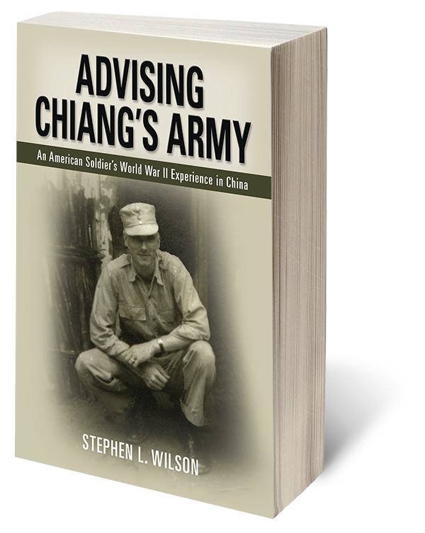 Cover image of book Advising Chiang's Army